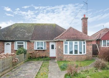 Thumbnail 2 bedroom bungalow for sale in Bancroft Road, Bexhill-On-Sea