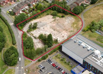 Thumbnail Land for sale in Grange Avenue, Stirchley, Telford