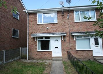 Thumbnail 2 bed semi-detached house to rent in Cricketers Close, Ackworth, Pontefract