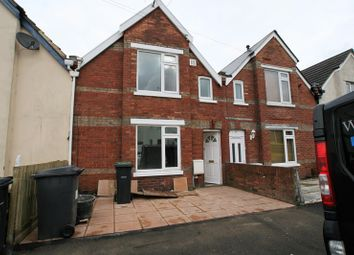 Thumbnail 2 bed terraced house for sale in Clive Road, Winton, Bournemouth