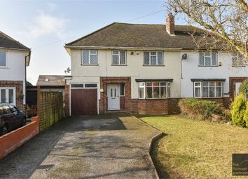 Thumbnail 5 bed semi-detached house for sale in Blenheim Road, Langley, Berkshire