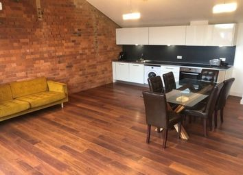Thumbnail 2 bedroom flat to rent in Electric Wharf, Coventry