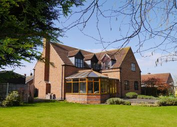 Thumbnail 6 bed detached house for sale in Chapel Lane, Hose, Melton Mowbray
