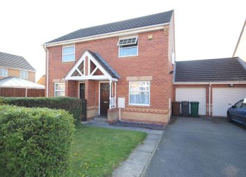 Thumbnail 2 bed semi-detached house for sale in Bren Way, Hilton, Derby