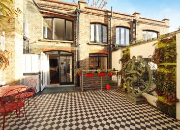Thumbnail 2 bed mews house to rent in Barnaby Place, South Kensington