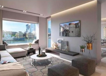 Thumbnail 2 bed flat for sale in Landmark Place, Lower Thames Street, London
