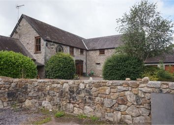 Thumbnail 3 bed barn conversion for sale in Red Roses, Whitland