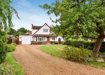 Thumbnail 3 bed detached house for sale in Surrey Gardens, Effingham Junction, Leatherhead