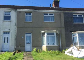 3 bed terraced house for sale in Vicarage Road, Morriston, Swansea SA6
