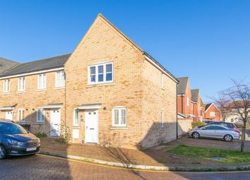3 bed end terrace house for sale in Furrowfields, St. Neots PE19