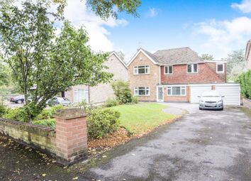 Thumbnail 4 bedroom detached house for sale in The Fairway, Oadby, Leicester