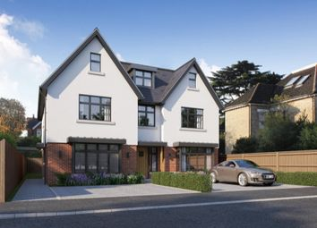 4 bed town house for sale in Sandringham Road, Lower Parkstone, Poole BH14