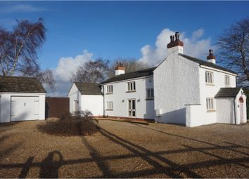 Thumbnail 3 bed detached house for sale in Holmeswood Road, Holmeswood