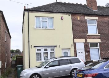 Thumbnail 2 bedroom terraced house for sale in Moira Road, Woodville, Swadlincote
