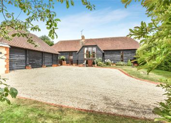 Thumbnail 4 bed detached house to rent in Houghton, Stockbridge, Hampshire