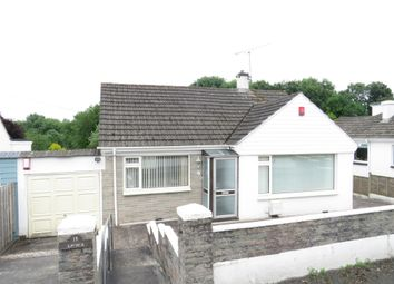 Thumbnail 2 bed bungalow for sale in Hartwell Avenue, Sherford, Plymouth