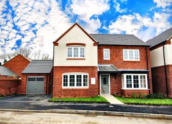 Thumbnail 4 bed detached house for sale in Elmlands Close, Aston-On-Trent, Derby