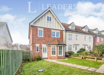 Thumbnail 4 bed detached house to rent in Bredfield Road, Woodbridge