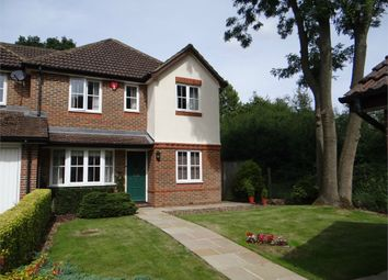 Thumbnail 4 bed semi-detached house for sale in Duncombe Close, Amersham, Buckinghamshire