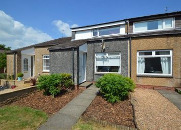 Thumbnail 2 bed terraced house for sale in Shielhope Court, Irvine, North Ayrshire