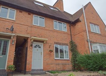 Thumbnail 4 bed terraced house to rent in Anthony Street, Rothley, Leicester