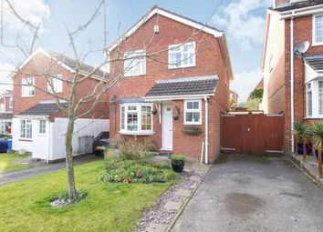 Thumbnail 3 bed detached house for sale in Marshwood Avenue, Poole