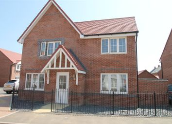 Thumbnail 4 bed detached house for sale in Ockenden Road, Kingley Gate, Littlehampton, West Sussex