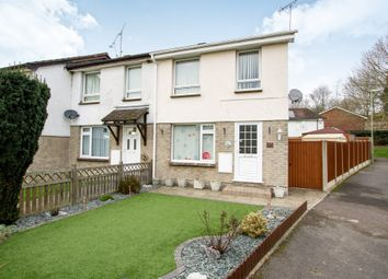 Thumbnail 3 bed end terrace house for sale in The Mount, Ringwood