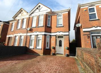 Thumbnail 3 bedroom semi-detached house for sale in Millais Road, Woolston, Southampton