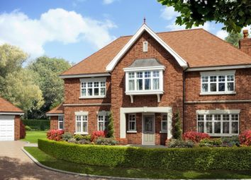 Thumbnail 5 bed detached house for sale in Banburgh House Harpsden Way, Henley-On-Thames