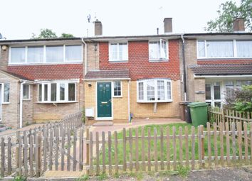 Thumbnail 3 bedroom terraced house for sale in Swasedale Walk, Luton