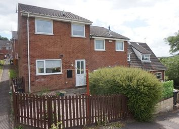 Thumbnail 3 bed semi-detached house to rent in Mill Close, Huthwaite, Sutton-In-Ashfield