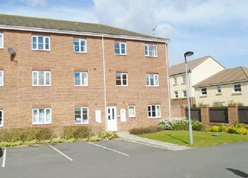 Thumbnail 2 bed flat to rent in Pennistone Place, Scartho Top, Grimsby