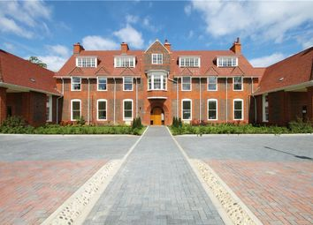 Thumbnail 1 bed flat to rent in Poulter Court, 2 Chancellor Drive, Camberley, Surrey