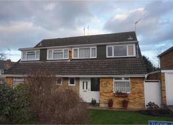 Thumbnail 4 bed semi-detached house for sale in Tudor Walk, Wickford