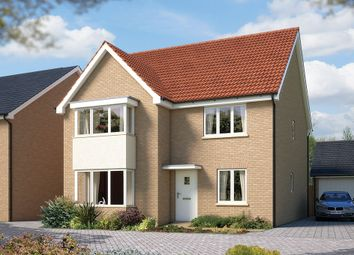 "Thumbnail 5 bed detached house for sale in ""The Oxford"" at Fordham Road, Soham, Ely"