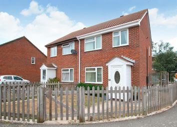 Thumbnail 3 bed semi-detached house for sale in Derwent Way, Aylesham, Canterbury