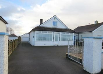 Thumbnail 3 bed detached bungalow for sale in Skinburness Road, Silloth, Wigton