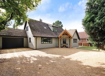 Thumbnail 5 bedroom detached house for sale in The Avenue, Wroxham, Norwich
