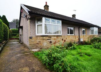 Thumbnail 2 bed bungalow for sale in Blakehill Terrace, Bradford