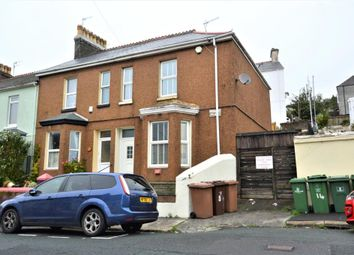 Thumbnail 2 bedroom end terrace house for sale in Penlee Place, Plymouth, Devon