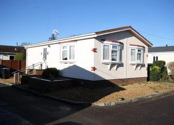 Thumbnail 2 bed mobile/park home for sale in Laburnum Court, Smallfield