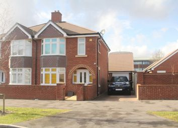Thumbnail 3 bed semi-detached house for sale in Bill Luffman Way, Eastleigh