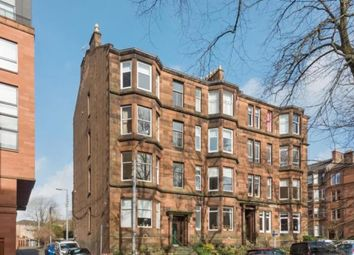 Thumbnail 2 bed flat for sale in Queensborough Gardens, Hyndland, Glasgow