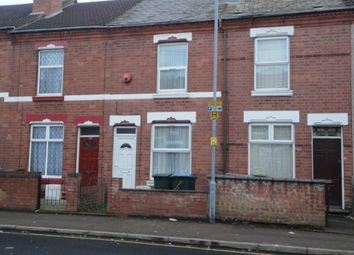 Thumbnail 5 bed terraced house to rent in Humber Avenue, Stoke, Coventry