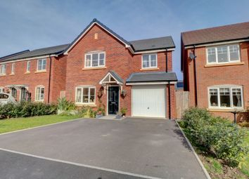 Thumbnail 4 bed detached house for sale in Pardoe Drive, Pershore