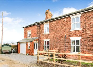 Thumbnail 4 bed semi-detached house for sale in Station Cottages, West Tanfield, Ripon, North Yorkshire