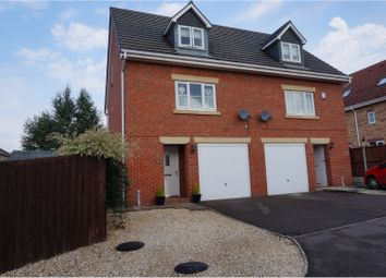 Thumbnail 3 bed semi-detached house for sale in St. Helens Avenue, Barnsley