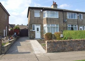 Thumbnail 3 bed semi-detached house to rent in Watkinson Road, Illingworth, Halifax