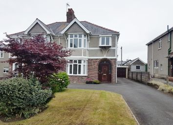 Thumbnail 3 bed semi-detached house for sale in Clevis Crescent, Newton, Porthcawl